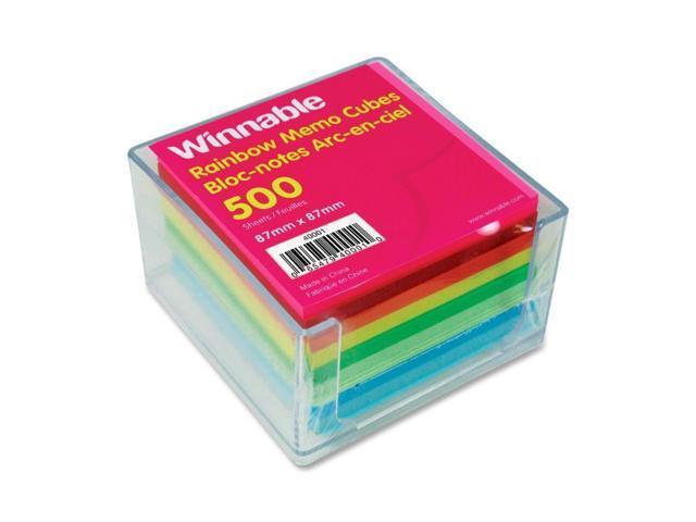Winnable Memo Cube