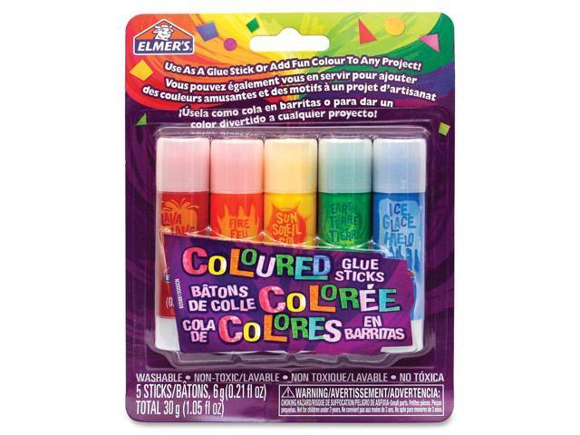 Elmer's Coloured Glue Stick
