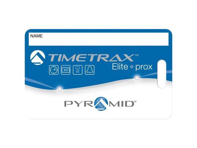 Pyramid TimeTrax Proximity Badge 15/pk