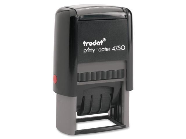 Trodat Printy 4750 Self-Inking Custom Text Dater
