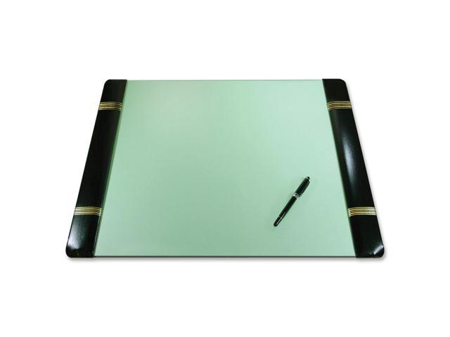 Artistic Traditional Blotter Desk Pads with Classic Side Panel