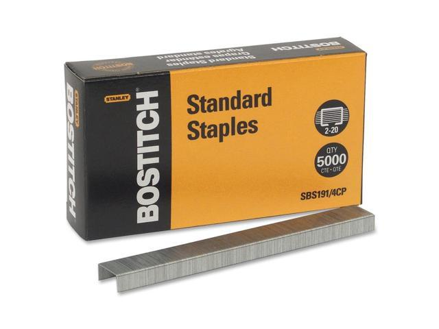 Stanley-Bostitch Chisel Point Standard Staples
