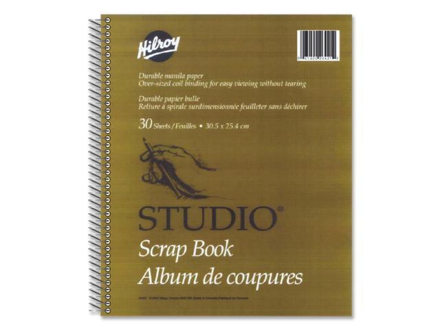 Hilroy Studio Scrapbook