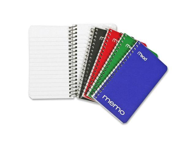 Mead Coil Memo Notebook