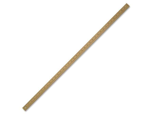 Westcott Wooden Metre Stick with Plain Ends