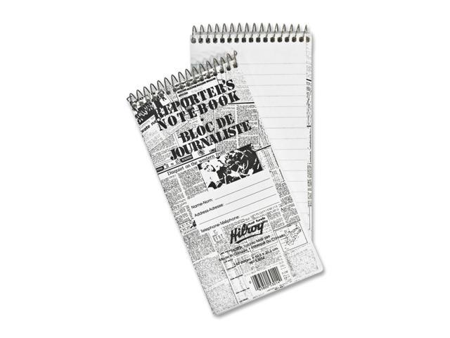 Hilroy Reporter's Notebook