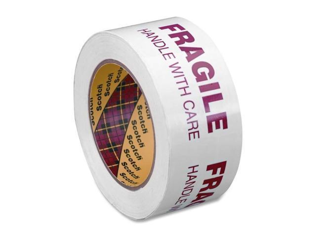Scotch 3772 Printed Message Box Sealing Tape