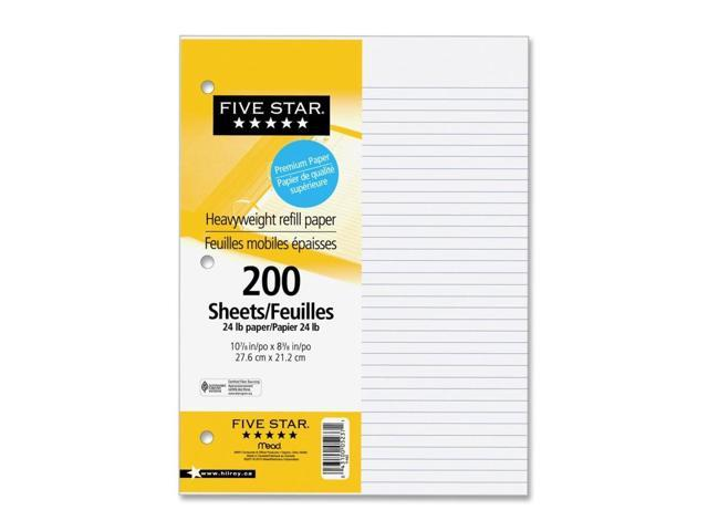 Hilroy Ruled Filler Paper