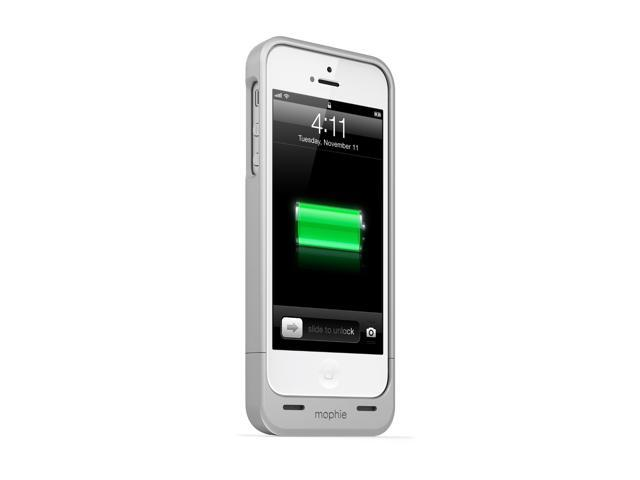 Mophie Juice Pack Helium for iPhone 5/5S - Silver