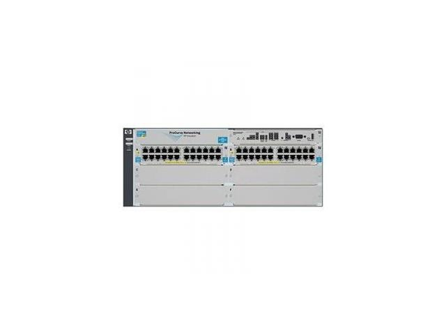 HEWLETT PACKARD HP E5406-44G-POE+/4G V2 ZL SWCH W PRM SW