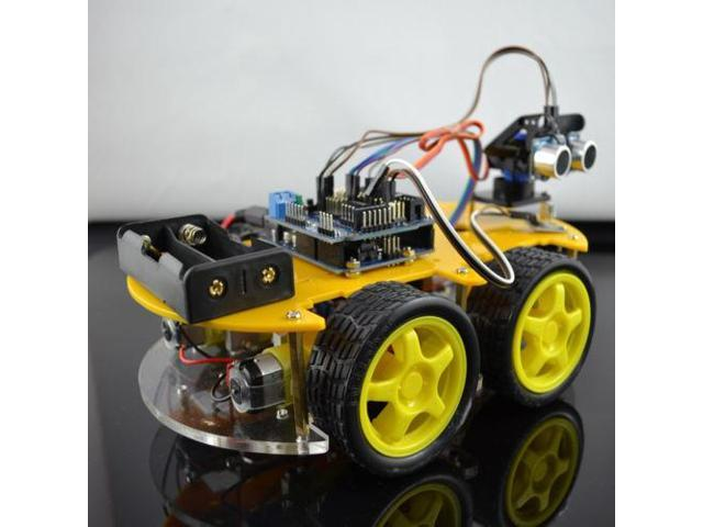 Arduino robot smart car kit uno r bluetooth study starter