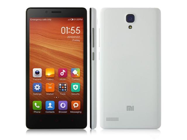 Original Xiaomi Red Rice Note Xiaomi Hongmi Note WCDMA Mobile Phone MTK6592 Octa Core 1.7GHz 5.5