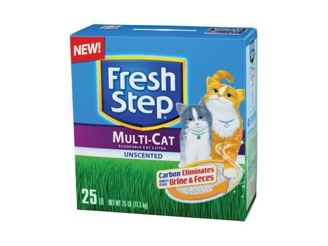 fresh step cat litter essay