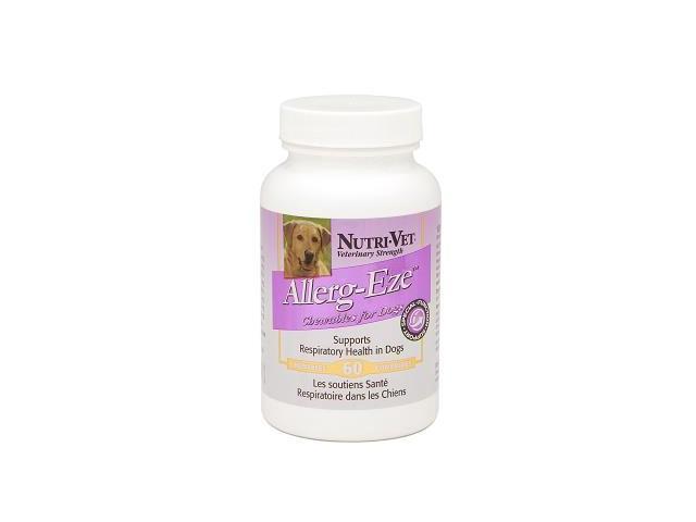 Nutri-Vet, LLC Allerg-Eze, 60 Count - 93341-1