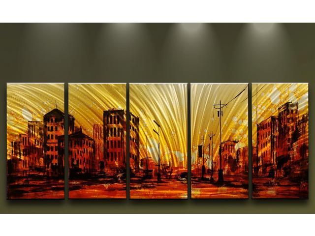 Cityscape Wall Art - Elitflat