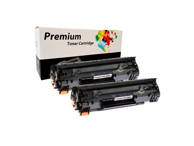 2pk Cf283a Toner Cartridge For Laserjet Pro Mfp M125nw