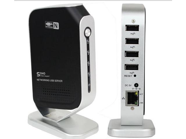 Webcam on usb server