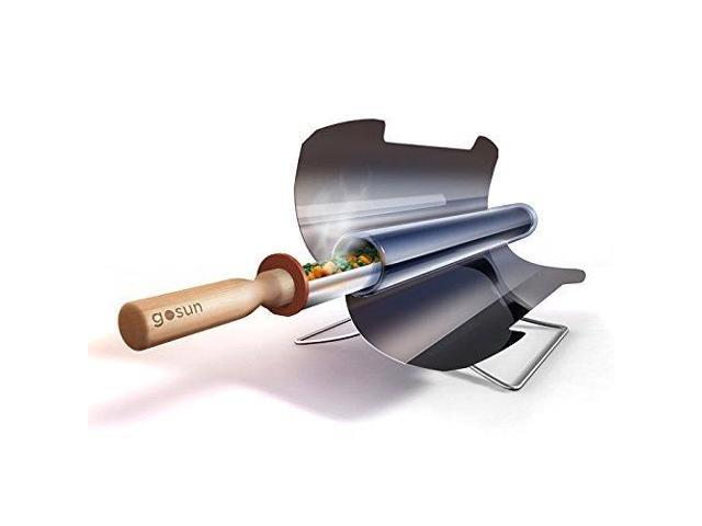Gosun stove 1sp1d1p1 fuel free portable solar sport stove for Gosun stove