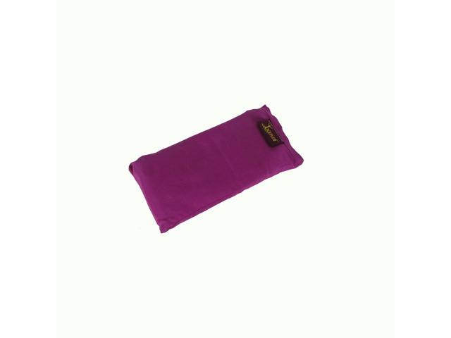 Silk Yoga Eye Pillow Lavender Scent (Lavender)