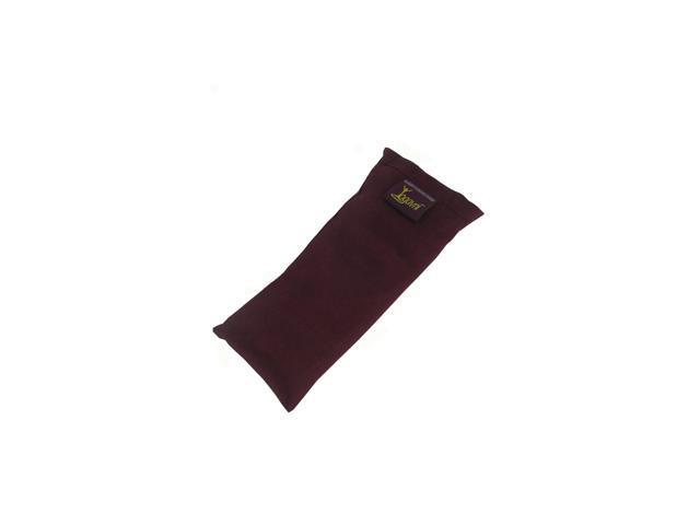 Silk Yoga Eye Pillow Lavender Scent (Dark Purple)