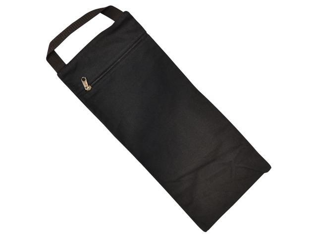 Sandbag for Yoga and Pilates by Yogavni(TM) (Black)