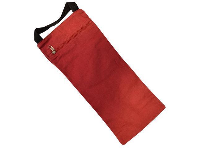 Sandbag for Yoga and Pilates by Yogavni(TM) (Maroon)