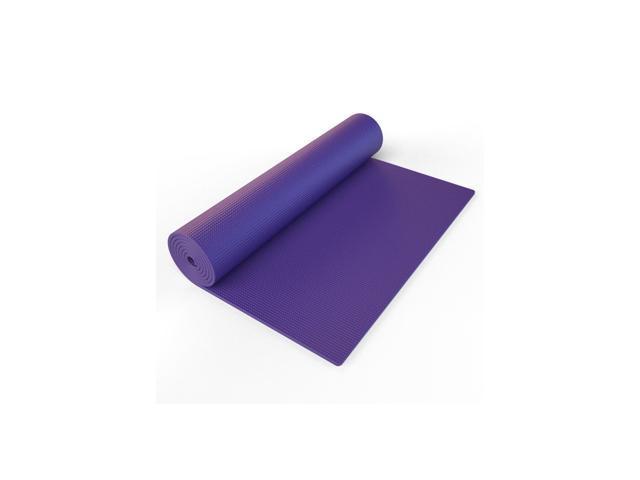 Studio Sticky Yoga Mat 6mm Thick (Purple)