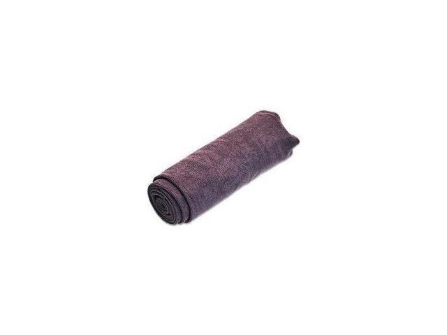 Microfiber Hot Yoga Towel  Hand Size (34 Inches long) (Purple)