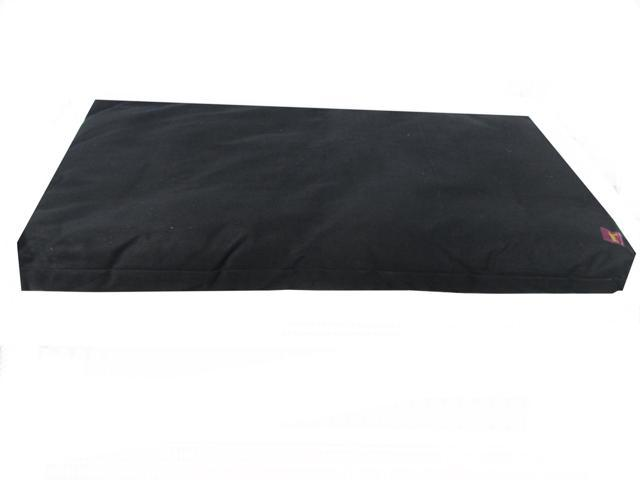 Zabuton Filled with Cotton for yoga & Meditation (Black)