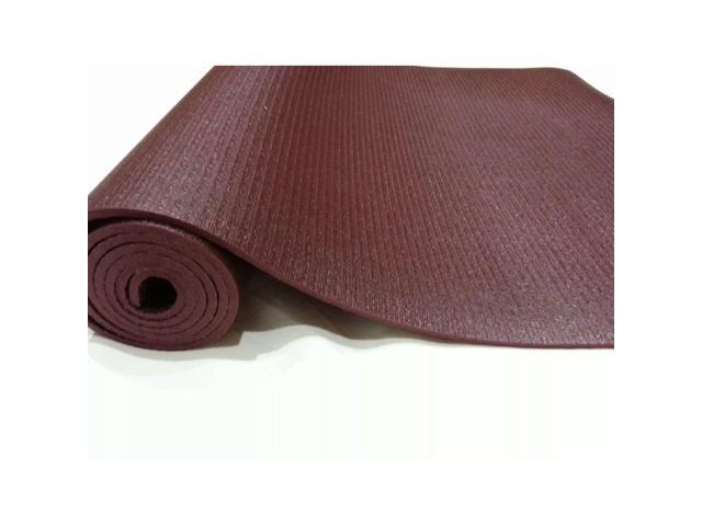 TouchPro Heat Activated Yoga Mat by Yogavni(TM)