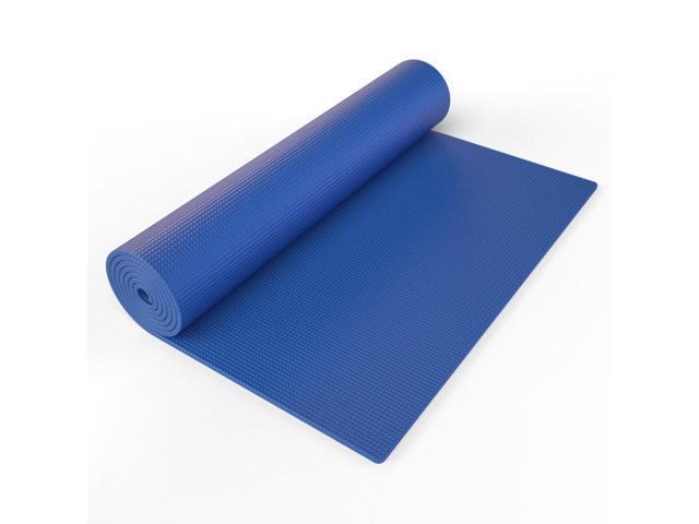 Studio Sticky Yoga Mat 6mm Thick (Blue)