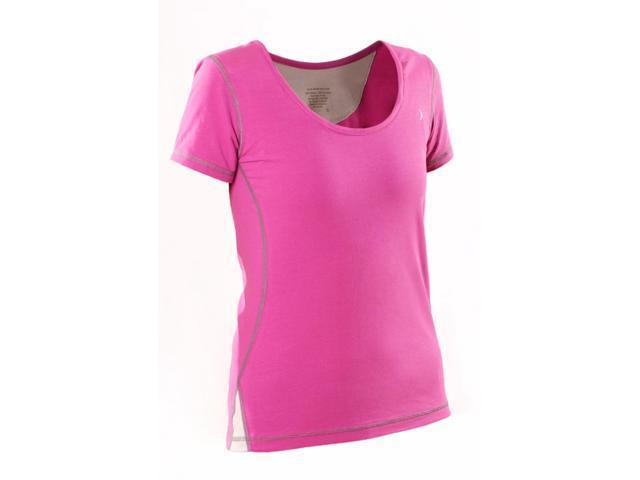 Womans General workout shirt-Lavender-Large