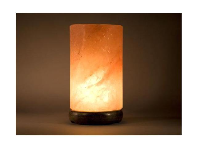 Himalayan Salt Crystal Lamps Pillar Shape (Aprox 6 Inch)