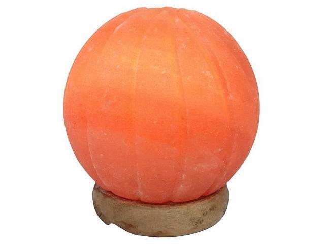 Himalayan Salt Crystal Lamps Flame Ball Shape (Aprox 7 Inch)