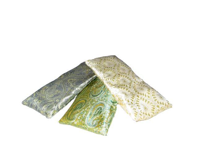 Yoga Eye Pillow Silk Scent By Yogavni(TM)-Turqoise