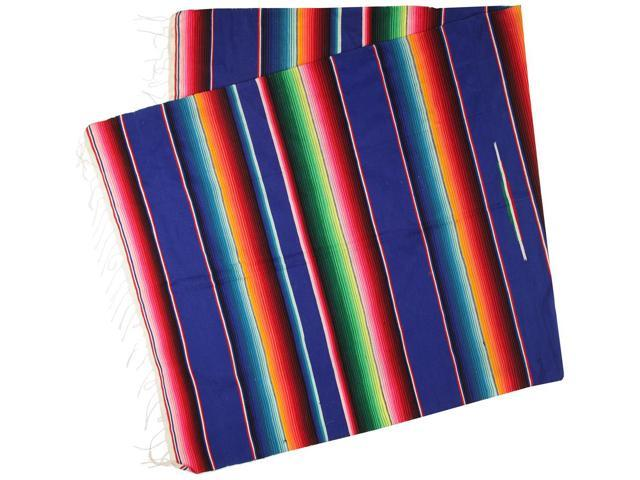 Fancy Blanket By Yogavni(TM)-Blue