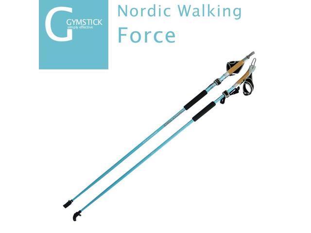 "Gymstickâ""¢ Nordic Walking Gym-Blue"