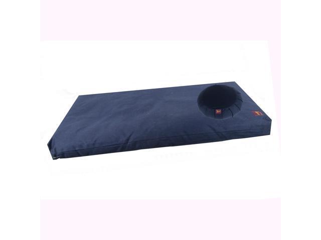 Meditation Kit (Round Zafu & Zabuton) (Blue) (Blue)