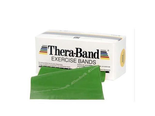Thera-Band® Exercise Bands-Green-50 Yards