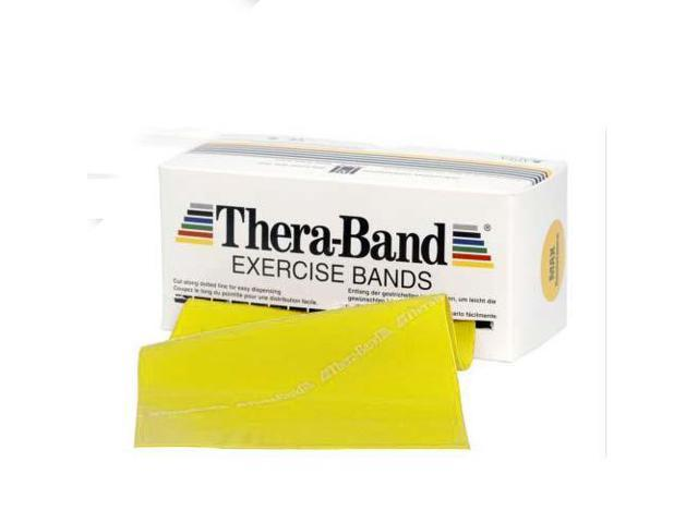 Thera-Band® Exercise Bands-Yellow-50 Yards