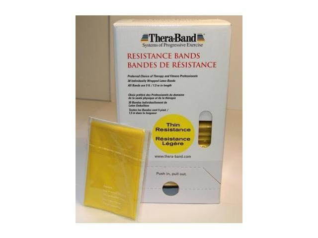 Thera-Band® Dispenser Packs-Yellow-Individual