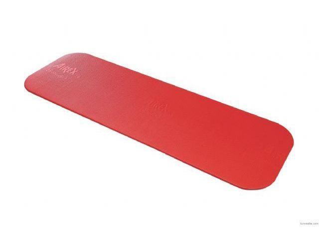 Coronella Fitness Mats - 15 MM Thick-Red