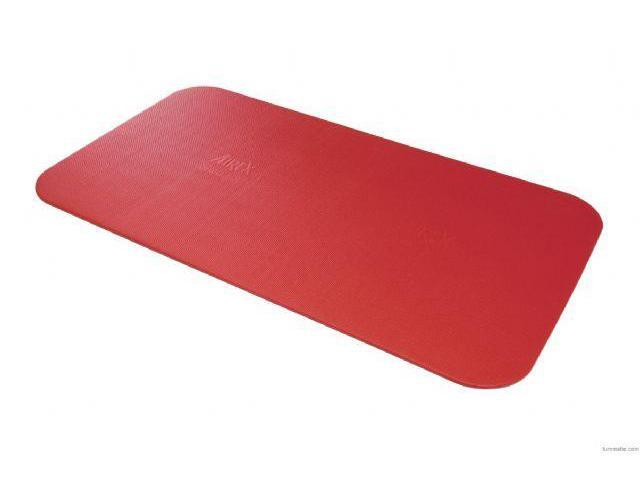 Corona Fitness Mats - 15 MM Thick-Red