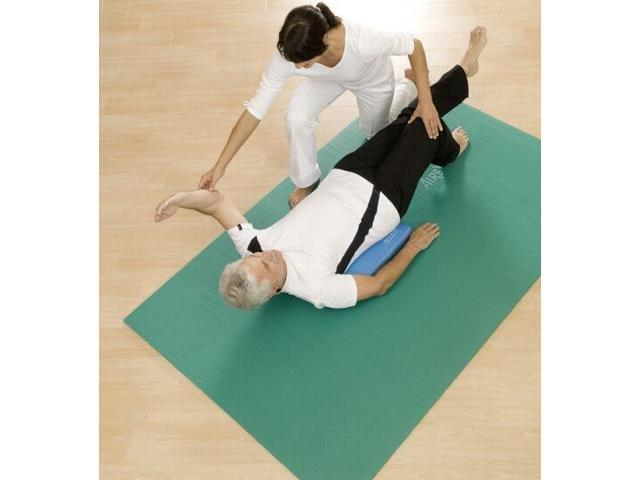 Atlas Fitness Mats - 15 MM Thick-Green