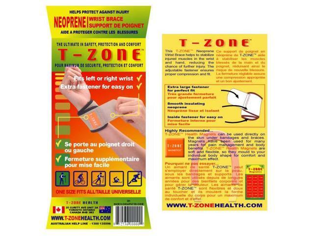 Neoprene FIR(Far Infrared) Wrist Brace