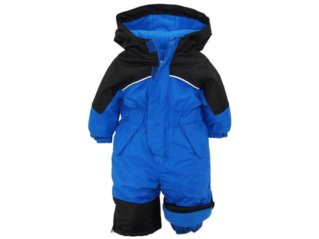 Ixtreme Baby Boys Snowmobile One Piece Winter Snowsuit