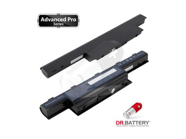 Dr Battery Advanced Pro Series: Laptop / Notebook Battery Replacement for Packard Bell EasyNote NM85-GN-011UK (4400mAh / 48Wh) 10.8 Volt Li-ion Advanced Pro Series Laptop Battery