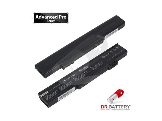 Dr Battery Advanced Pro Series: Laptop / Notebook Battery Replacement for Gateway MX6217J (4400 mAh) 10.8 Volt Li-ion Advanced Pro Series Laptop Battery