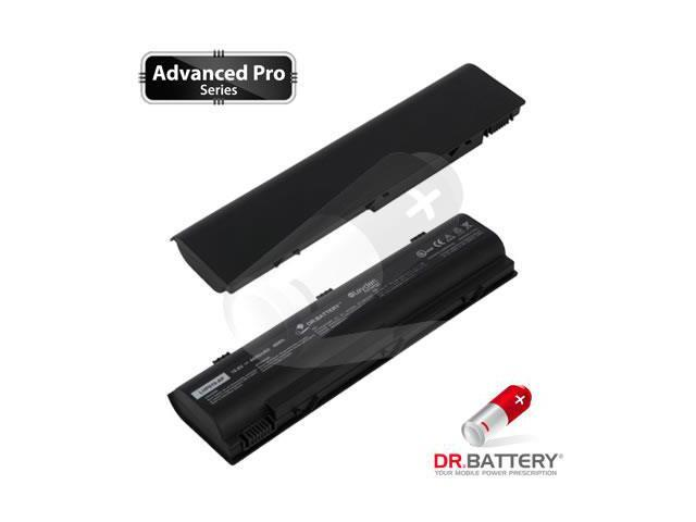 Dr Battery Advanced Pro Series: Laptop / Notebook Battery Replacement for HP Pavilion DV1112AP (4400mAh / 48Wh) 10.8 Volt Li-ion Advanced Pro Series Laptop Battery