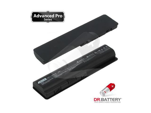 Dr Battery Advanced Pro Series: Laptop / Notebook Battery Replacement for HP HDX 16-1000EN (4400mAh / 48Wh) 10.8 Volt Li-ion Advanced Pro Series Laptop Battery